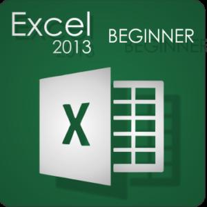 Excel 2013 Beginner Banner