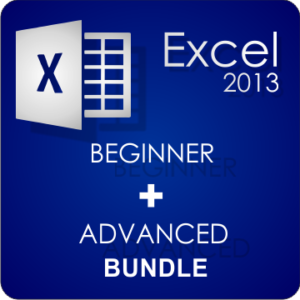 Excel Beginner and Advanced Bundle